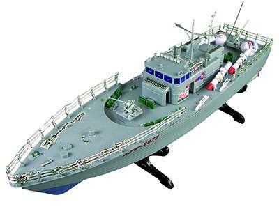 радиоуправляем-катер-лодка
