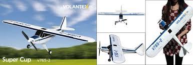 радиоуправляем самолет с дистанционно зигифлай